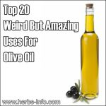 Top 20 Weird But Amazing Uses For Olive Oil