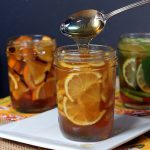 How To Make Natural Honey Citrus Syrups for Coughs & Sore Throats