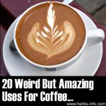 20 Weird But Amazing Uses For Coffee