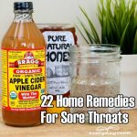 22 Home Remedies For Sore Throat