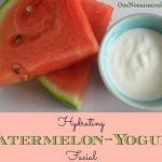How To Make A Hydrating Watermelon Face Mask