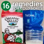 16 Home Remedies For Cold Sores