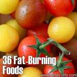 Top 36 Fat Burning Foods