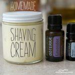 How to Make Chemical-Free Shaving Cream