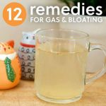 12 Natural Remedies For Gas & Bloating