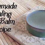 How To Make A Healing Lip Salve