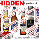 The Shocking Ingredients In Your Beer