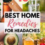 Top 10 Home Remedies For Headaches (with video and infographics!)