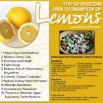 Top 10 Amazing Health Benefits Of Lemons