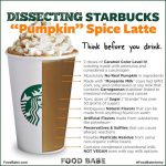 You Won't Believe What's In A Starbucks Pumpkin Spice Latte (Hint: You Won't Be Happy)