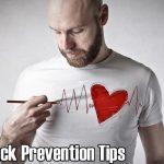6 Heart Attack Prevention Tips