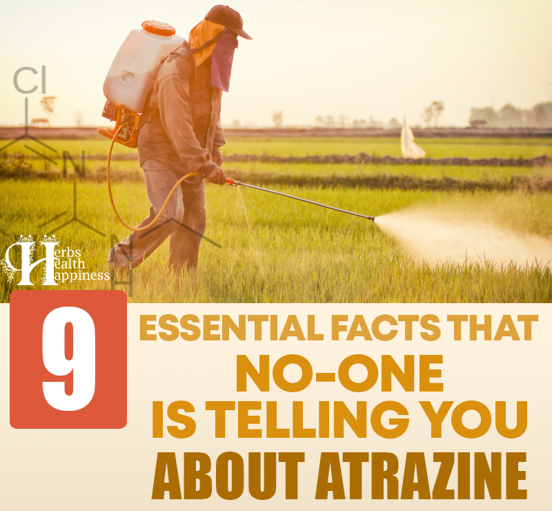 9 Essential Facts That No-One Is Telling You About Atrazine