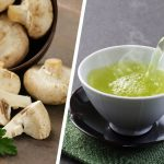 Important Study Finds Increased Consumption Of Mushrooms And Green Tea By Women Reduced Risk Of Breast Cancer