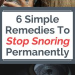 6 Simple Remedies To Stop Snoring Permanently