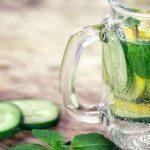 Fat Flush Water Recipe