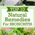 Top Ten Natural Remedies For Bronchitis