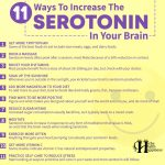 11 Ways To Increase The Serotonin In Your Brain