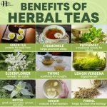 Benefits of Herbal Teas