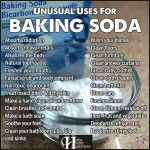 Unusual Uses For Baking Soda