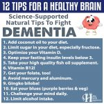 12 Tips For A Healthy Brain – Science-Supported Natural Tips To Fight Dementia