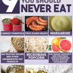 9 Foods That You Should Never Eat