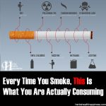 Every Time You Smoke, This Is What You Are Actually Consuming