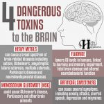 4 Dangerous Toxins To The BRAIN