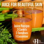 Science Supported 3-Ingredient Juice For Beautiful Skin