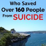 Inspiring Story – This Amazing Man Saved Over 160 People From Suicide