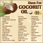 Uses And Health Benefits Of Coconut Oil